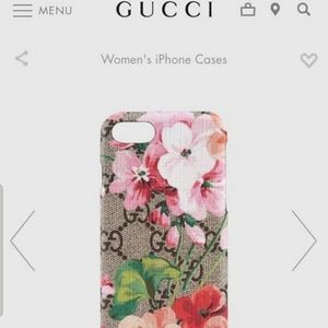 GUCCI Iphone case for 6S